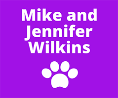 Mike and Jennifer Wilkins